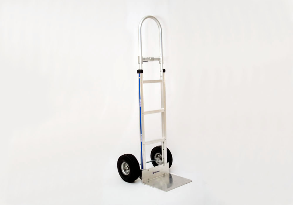 Carrinho de carga 2 rodas em alumínio 113-C-1040