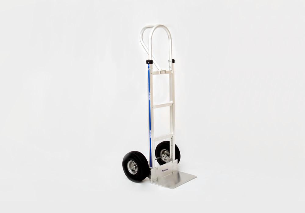 Carrinho de carga 2 rodas em alumínio 115-H-1040