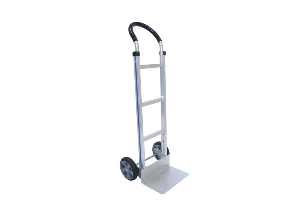 Carrinho de carga 2 rodas em alumínio 119-H-830