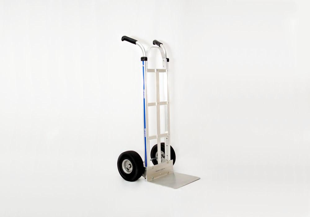 Carrinho de carga 2 rodas em alumínio 216-H-1040
