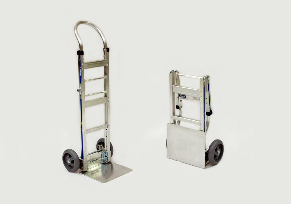 Carrinho de carga dobrável em alumínio F11-Hr-830