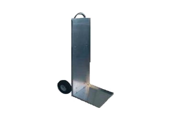 Carrinho para gelo em alumínio 113(60)-H-1040