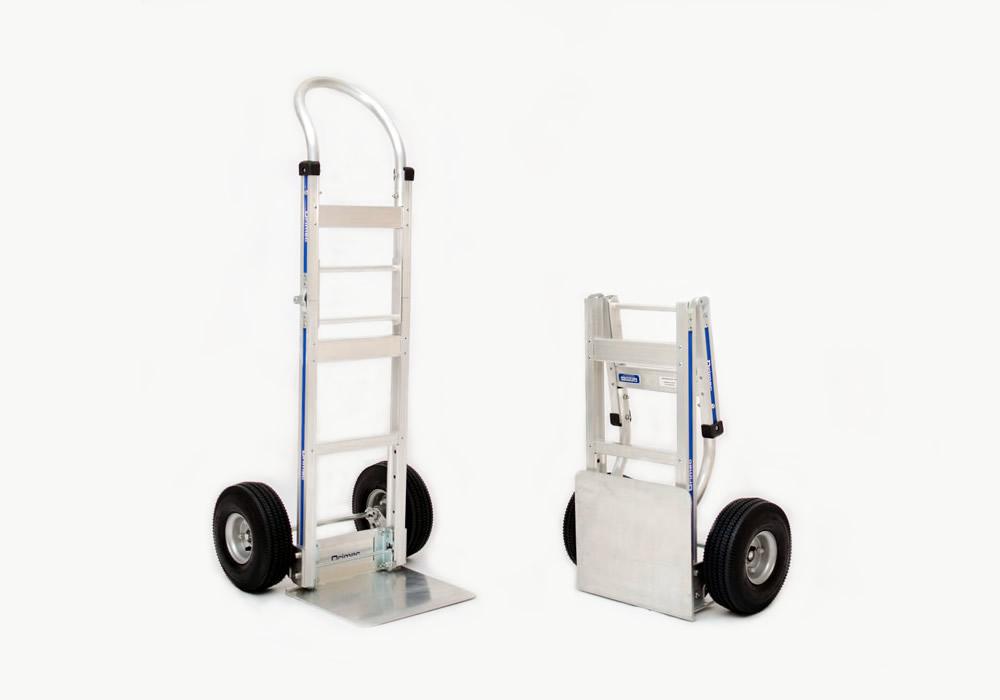 Carrinho de carga dobrável em alumínio F11-Hr-1040